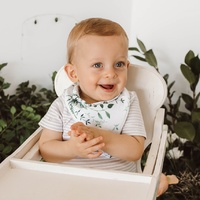 Enchanted & Olive 2 Pack | Dribble Bib