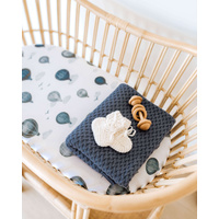 Cloud Chaser | Bassinet Sheet