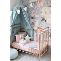 Rouge & Lullaby 2 Pack I Fitted Cot Sheet