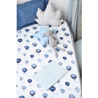 Reign & Cloud Chaser 2 Pack I Fitted Cot Sheet