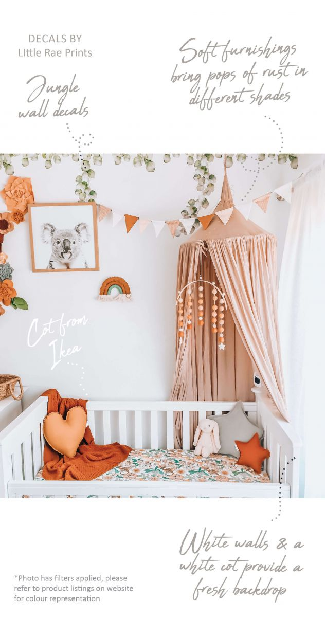 How to style your nursery with Australiana by Snuggle Hunny Kids