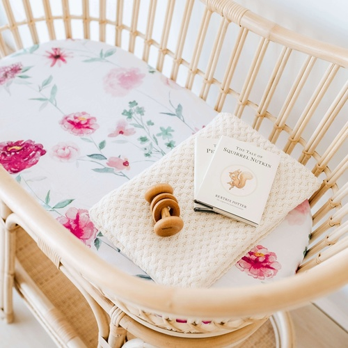 Wanderlust | Bassinet Sheet / Change Pad Cover